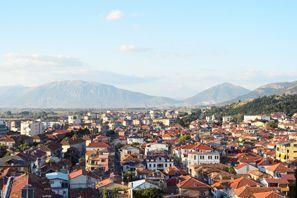 Autókölcsönzés Albánia, Korcában