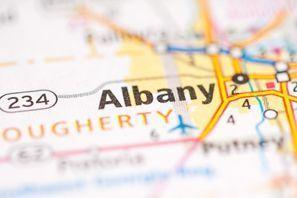 Autókölcsönzés Amerikai Egyesült Államok, Albany, GA