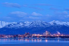 Autókölcsönzés Amerikai Egyesült Államok, Anchorage, AK