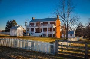 Autókölcsönzés Amerikai Egyesült Államok, Appomattox, VA