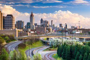 Autókölcsönzés Amerikai Egyesült Államok, Atlanta, GA