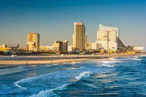 Autókölcsönzés Amerikai Egyesült Államok, Atlantic City, NJ