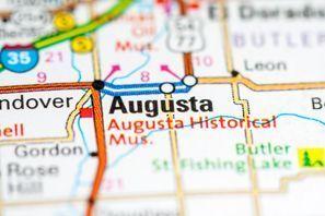 Autókölcsönzés Amerikai Egyesült Államok, Augusta, KS