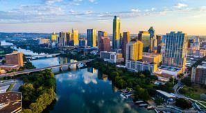 Autókölcsönzés Amerikai Egyesült Államok, Austin, TX