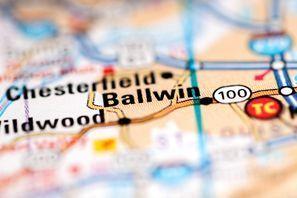Autókölcsönzés Amerikai Egyesült Államok, Ballwin, MO