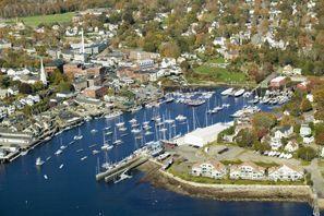 Autókölcsönzés Amerikai Egyesült Államok, Bar Harbor, ME