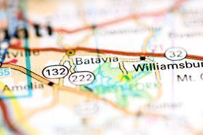 Autókölcsönzés Amerikai Egyesült Államok, Batavia, OH