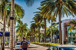 Autókölcsönzés Amerikai Egyesült Államok, Beverly Hills