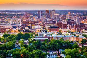 Autókölcsönzés Amerikai Egyesült Államok, Birmingham, AL