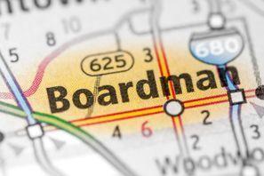 Autókölcsönzés Amerikai Egyesült Államok, Boardman, OH