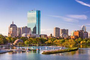 Autókölcsönzés Amerikai Egyesült Államok, Boston, MA