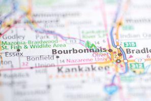 Autókölcsönzés Amerikai Egyesült Államok, Bourbonnais, IL