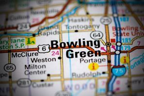 Autókölcsönzés Amerikai Egyesült Államok, Bowling Green, OH