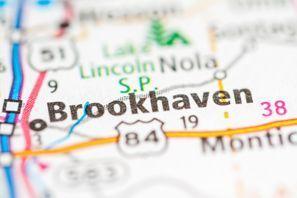 Autókölcsönzés Amerikai Egyesült Államok, Brookhaven, MS