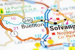 Autókölcsönzés Amerikai Egyesült Államok, Buellton