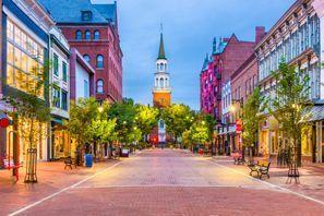 Autókölcsönzés Amerikai Egyesült Államok, Burlington, VT