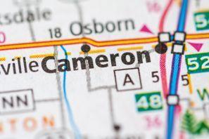 Autókölcsönzés Amerikai Egyesült Államok, Cameron, MO