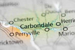 Autókölcsönzés Amerikai Egyesült Államok, Carbondale, IL