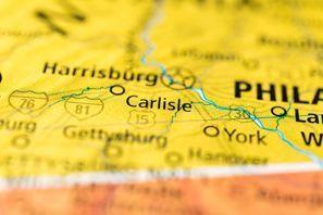 Autókölcsönzés Amerikai Egyesült Államok, Carlisle, PA