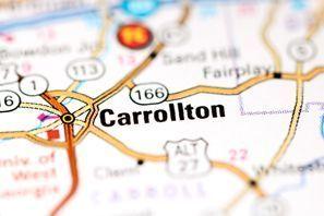 Autókölcsönzés Amerikai Egyesült Államok, Carrollton, GA