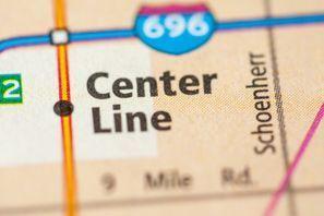 Autókölcsönzés Amerikai Egyesült Államok, Centerline, MI