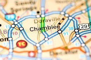 Autókölcsönzés Amerikai Egyesült Államok, Chamblee, GA