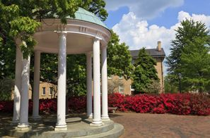 Autókölcsönzés Amerikai Egyesült Államok, Chapel Hill, NC