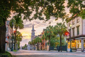 Autókölcsönzés Amerikai Egyesült Államok, Charleston, SC