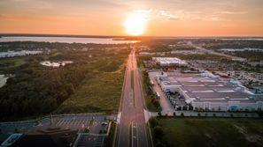 Autókölcsönzés Amerikai Egyesült Államok, Clermont
