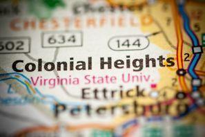 Autókölcsönzés Amerikai Egyesült Államok, Colonial Heights, VA