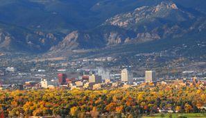 Autókölcsönzés Amerikai Egyesült Államok, Colorado Springs, CO