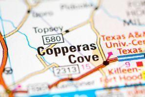 Autókölcsönzés Amerikai Egyesült Államok, Copperas Cove, TX