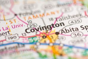 Autókölcsönzés Amerikai Egyesült Államok, Covington, LA