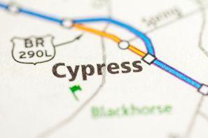 Autókölcsönzés Amerikai Egyesült Államok, Cypress, TX