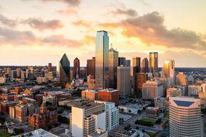 Autókölcsönzés Amerikai Egyesült Államok, Dallas, TX
