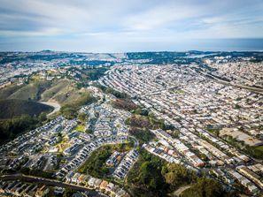 Autókölcsönzés Amerikai Egyesült Államok, Daly City
