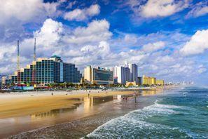 Autókölcsönzés Amerikai Egyesült Államok, Daytona Beach
