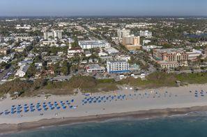 Autókölcsönzés Amerikai Egyesült Államok, Delray Beach
