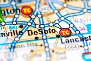 Autókölcsönzés Amerikai Egyesült Államok, Desoto, TX