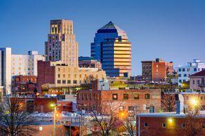 Autókölcsönzés Amerikai Egyesült Államok, Durham, NC