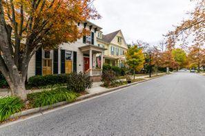 Autókölcsönzés Amerikai Egyesült Államok, Easton, MD