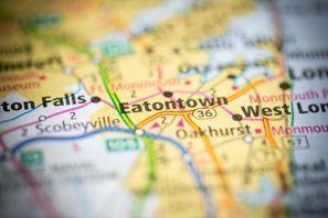Autókölcsönzés Amerikai Egyesült Államok, Eatontown, NJ