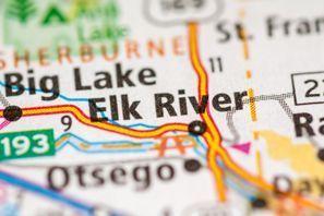 Autókölcsönzés Amerikai Egyesült Államok, Elk River, MN