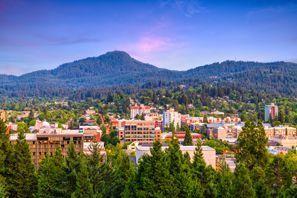 Autókölcsönzés Amerikai Egyesült Államok, Eugene, OR
