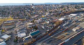 Autókölcsönzés Amerikai Egyesült Államok, Everett, WA