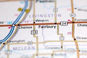 Autókölcsönzés Amerikai Egyesült Államok, Fairbury, IL