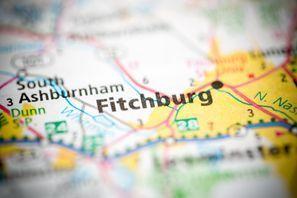Autókölcsönzés Amerikai Egyesült Államok, Fitchburg, MA