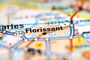 Autókölcsönzés Amerikai Egyesült Államok, Florissant, MO