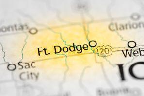 Autókölcsönzés Amerikai Egyesült Államok, Fort Dodge, IA