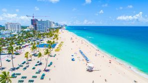 Autókölcsönzés Amerikai Egyesült Államok, Fort Lauderdale